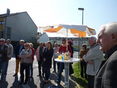 CDU vor Ort - Schulzentrum Karl-Sieben-Straße