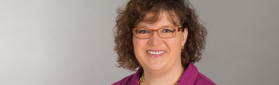Anette Haug . CDU Stadtbürgermeisterkandidatin für Nieder-Olm